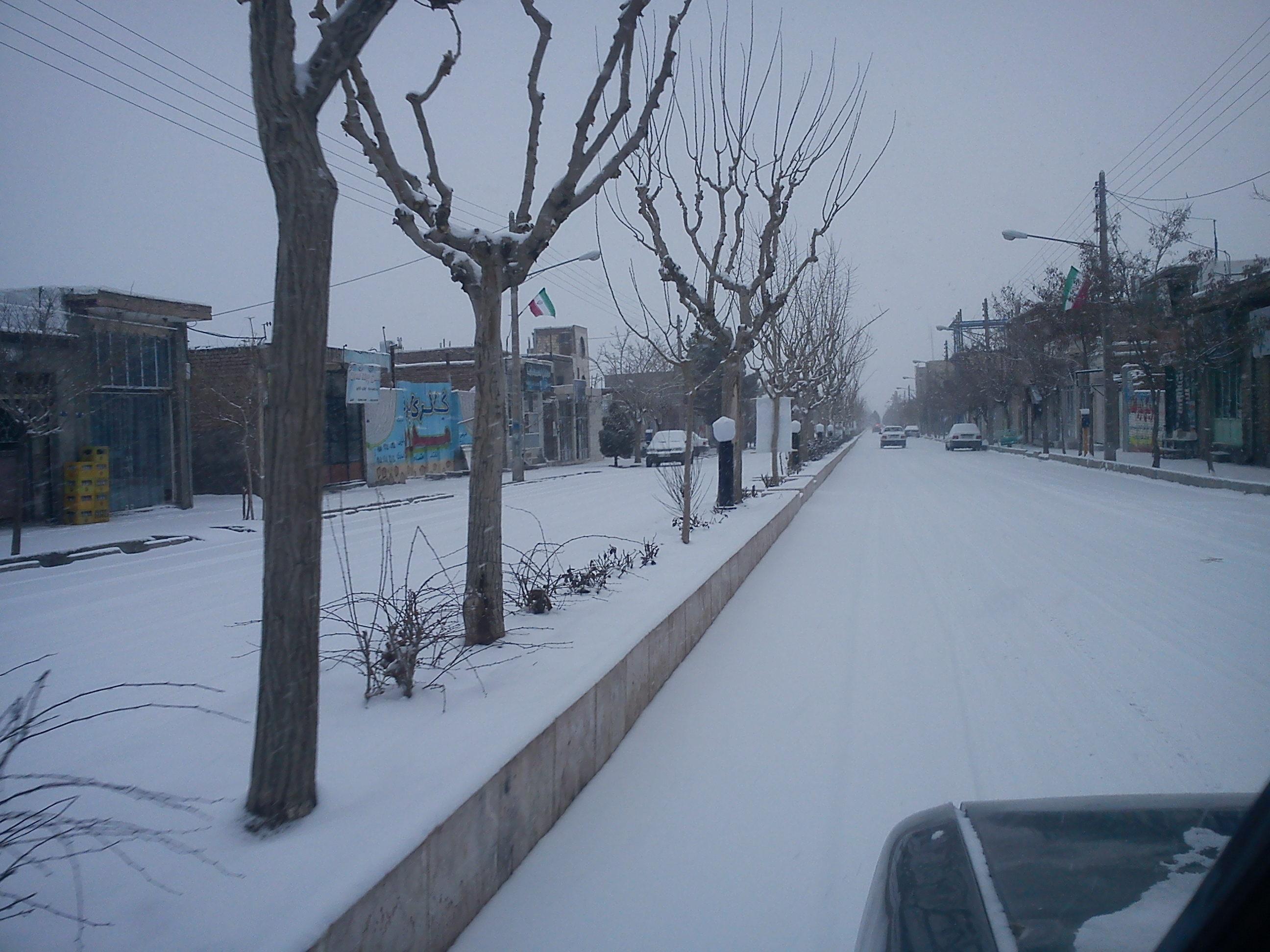 برف خضری